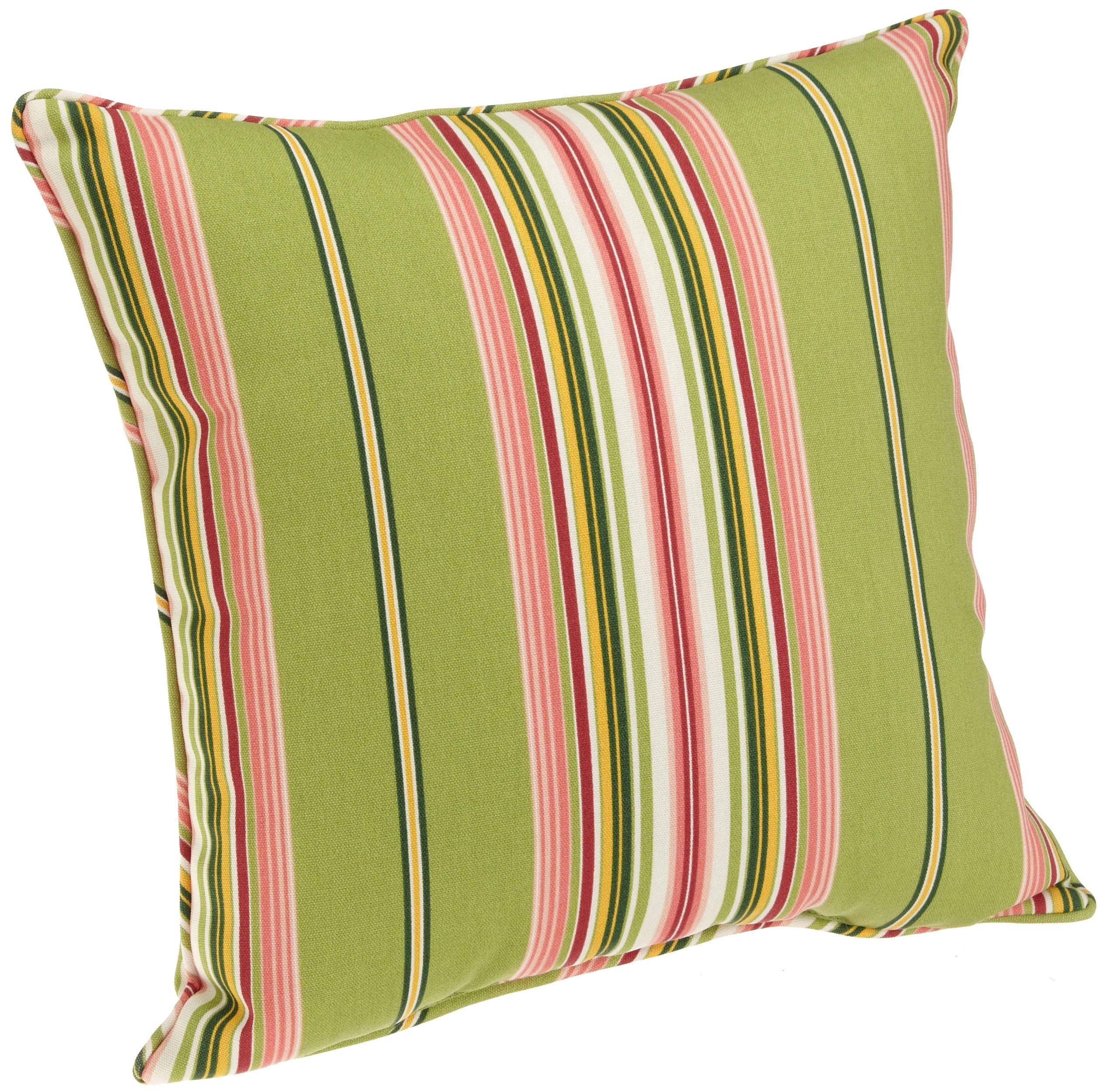 Brentwood Indoor Outdoor Pillow 17 By 17 Inch Welt Cord Lennar Spring Indoor Outdoor Pillows Pillows Outdoor Throw Pillows