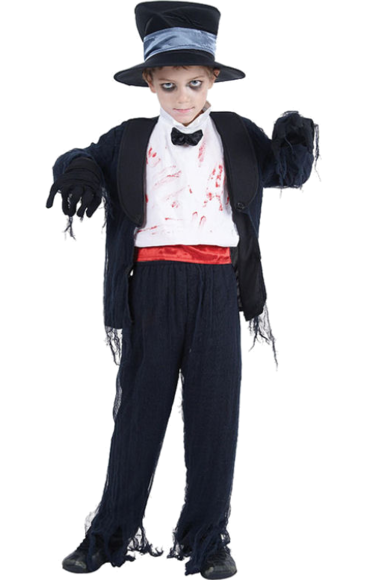 Child Zombie Groom Costume | Jokers Masquerade  sc 1 st  Pinterest : halloween costumes jokers masquerade  - Germanpascual.Com