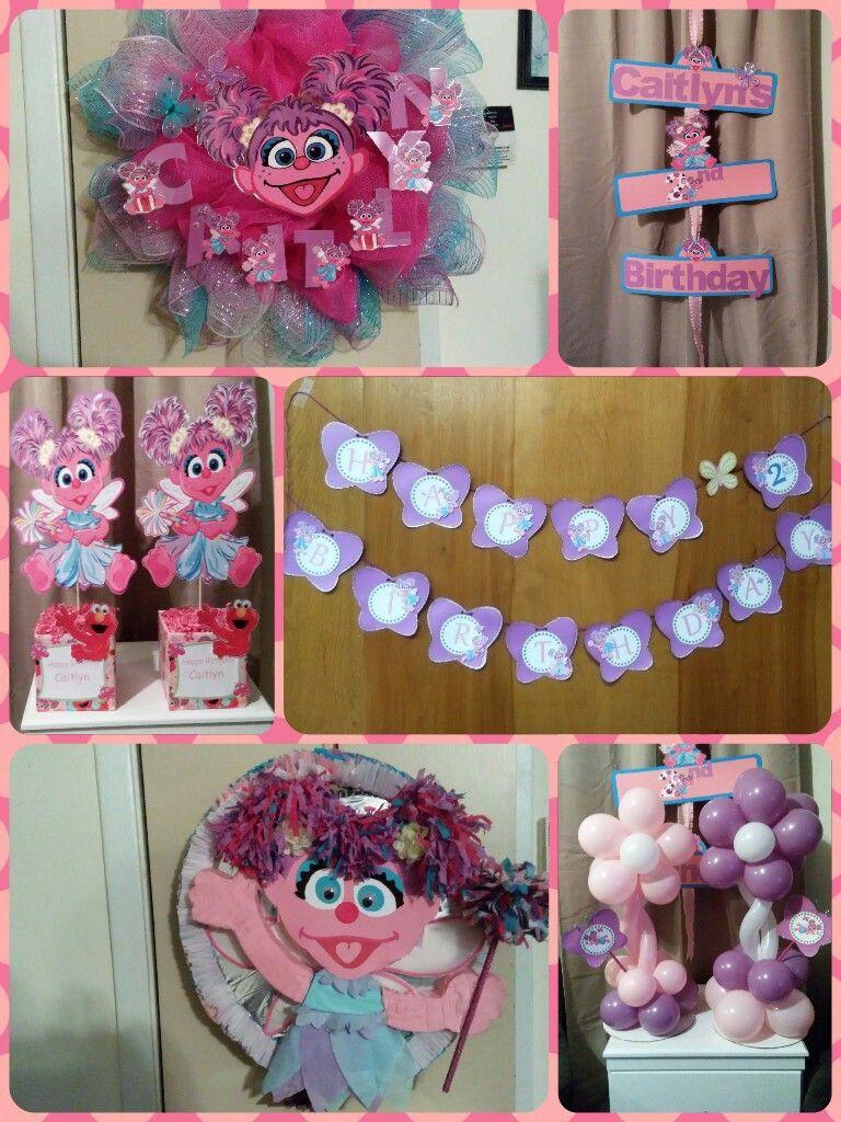 Abby Cadabby Party Decorations Abby Cadabby Party Decorations Abby Cadabby Pinterest