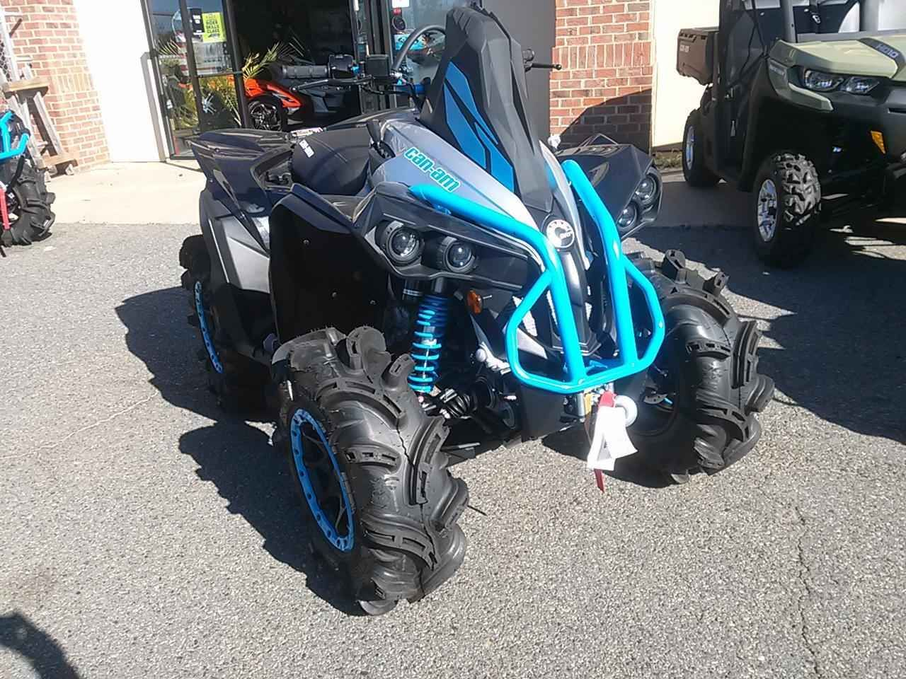 New 2016 Can Am Renegade 1000 Xmr Atvs For Sale In North Carolina 2016 Can Am Renegade 1000 Xmr Highlights Rotax Snorkeled V Twin Engin Can Am Atv Warn Winch