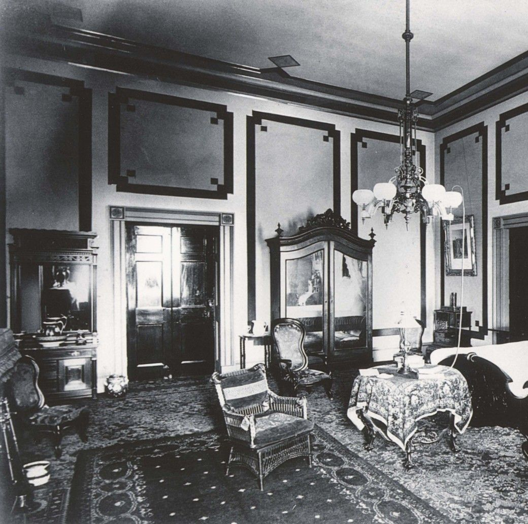 image result for 1870s bedroom black n white photos of great rooms rh pinterest com 1970s bedroom photos 1970s bathroom