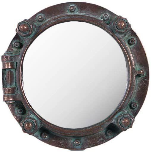 Nautical Bathroom Mirrors - Page 2 of 3