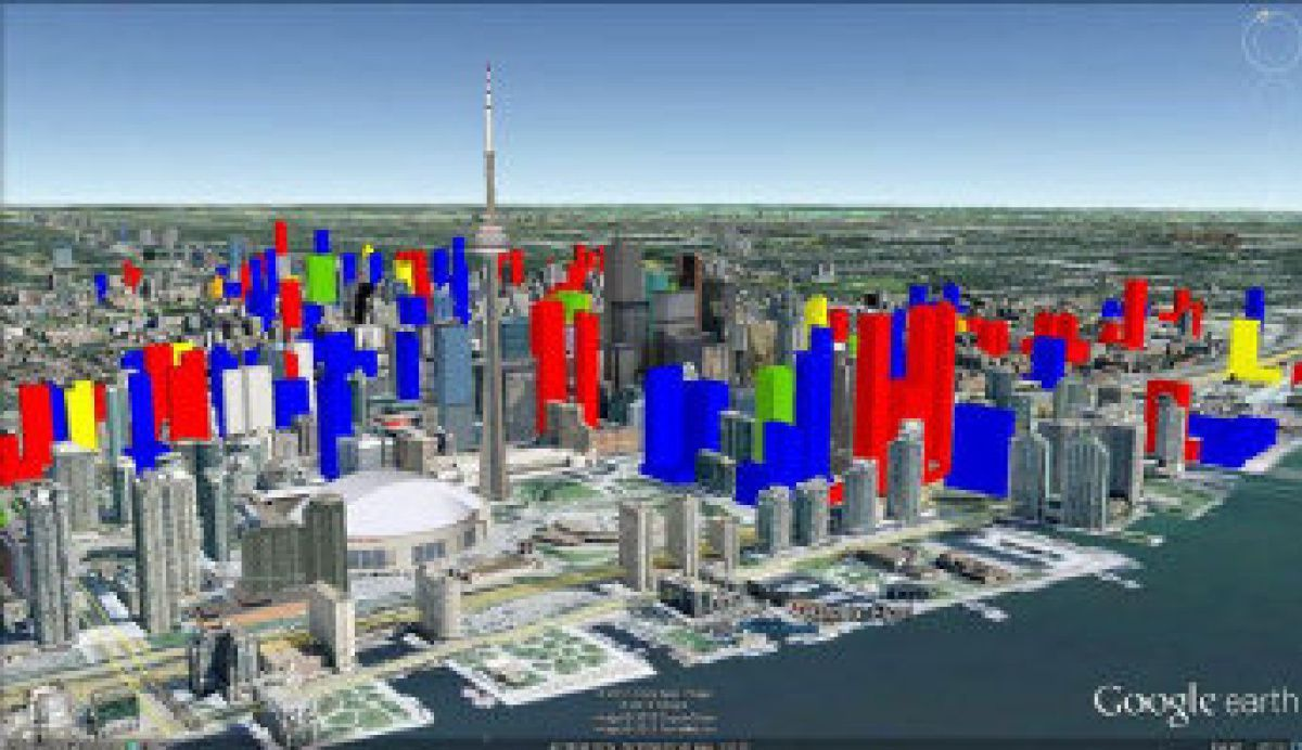 Image result for visualizing the city toronto skyline