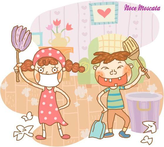 Trucchi e rimedi per la pulizia della casa parte 1 for Pulizia della casa