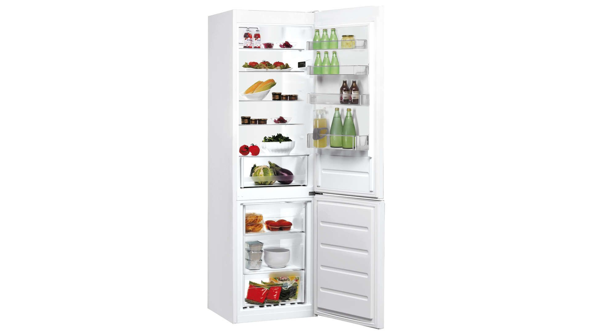 Refrigerateur Combine 368 Litres Indesit 645514 Refrigerateur Combine Refrigerateur Encastrable Et Gros Electromenager