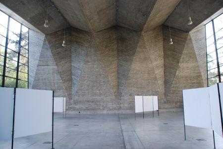 Concrete Folded Plate