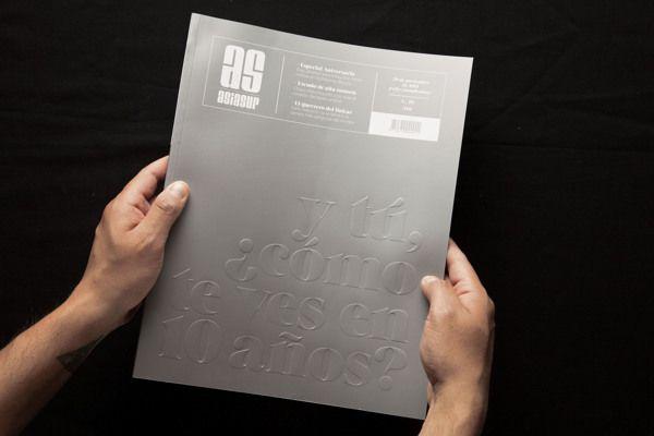 Asiasur: Edición de aniversario by Youth Experimental Studio, via Behance