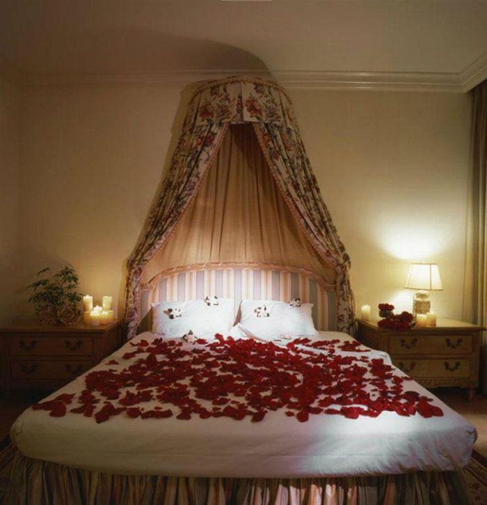 Valentines Decor For The Bedroom Romance