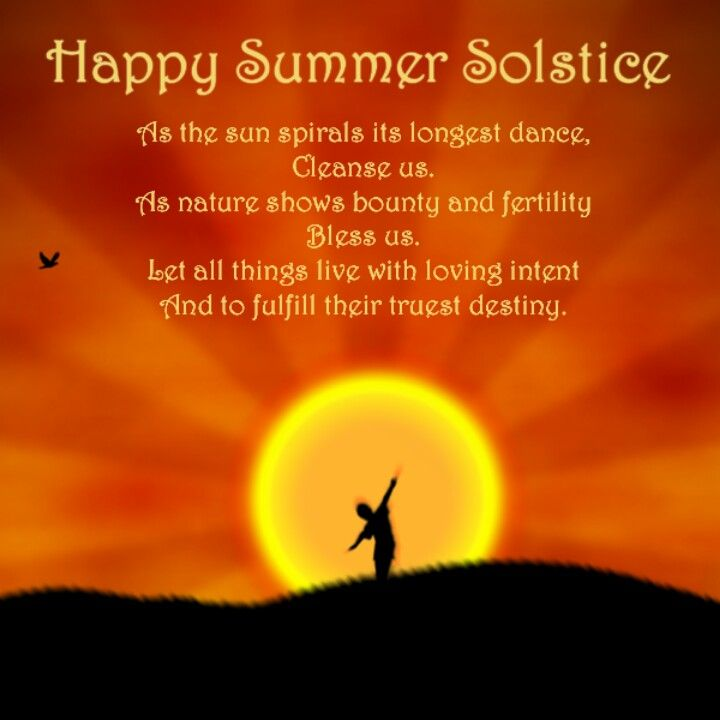Summer Solstice Chant Witchy Holidays Pinterest Summer