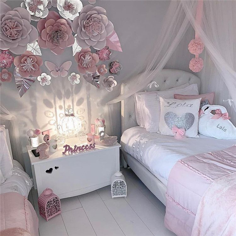 60+ Inspiring and Creative Kids Bedroom Decorating Ideas for Girls & Boys images