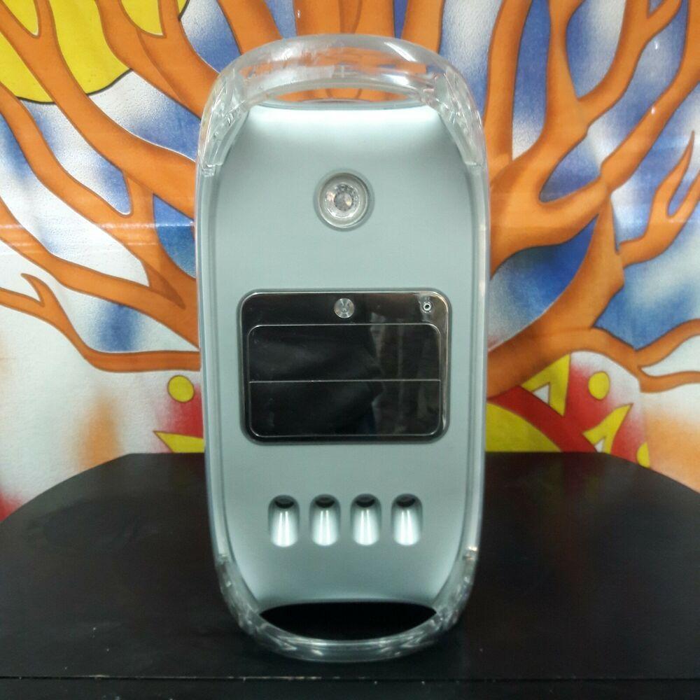 Apple power mac g4 dual 142 ghz 1gb ram 500gb apple