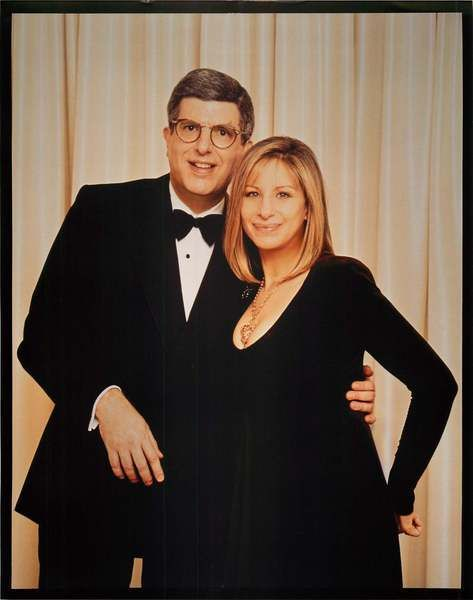 Barbra could not have been more attractive in the 90's #missyouMarvin