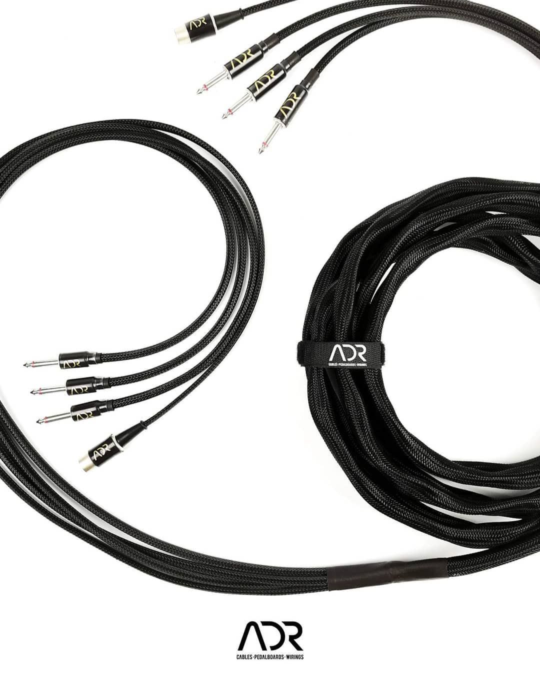 Groovy Adr Custom Hiend Braided Snake Cable Midi Cable The Perfect Amp Wiring Digital Resources Anistprontobusorg