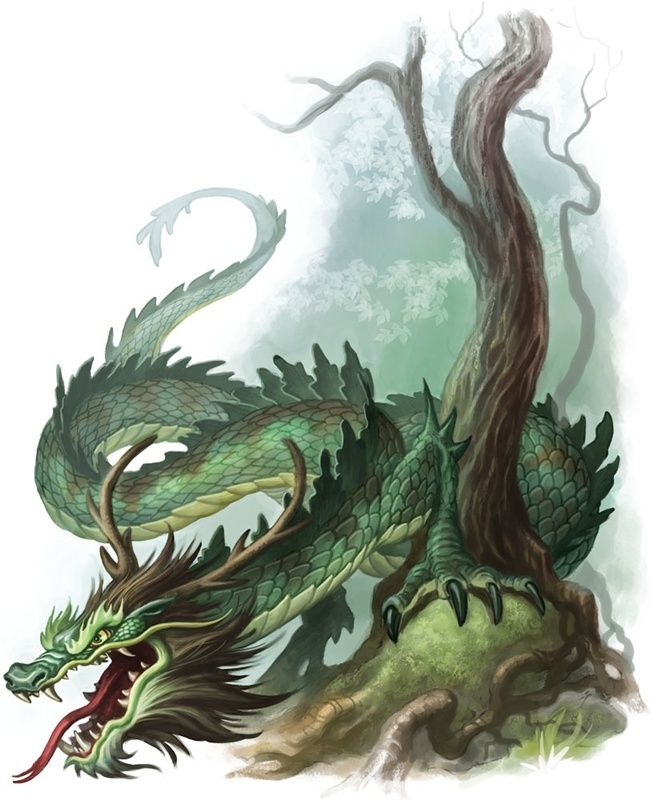Dragon - mythical-creatures Photo - 158.9KB
