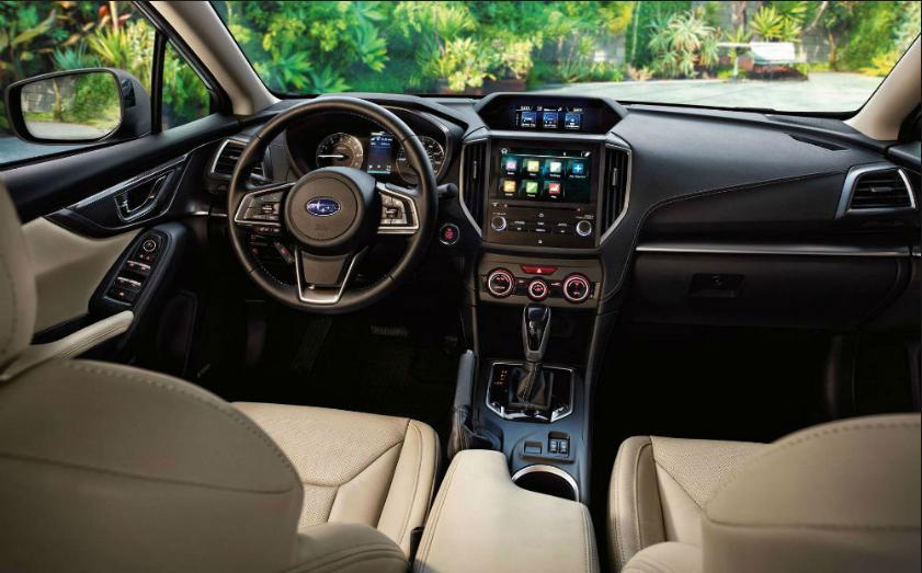 2018 Subaru Xv New Features Inside Vehicle Rumors Pinterest