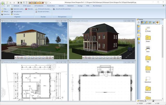 Ashampoo Home Designer V5 0 Free Download For Lifetime Design