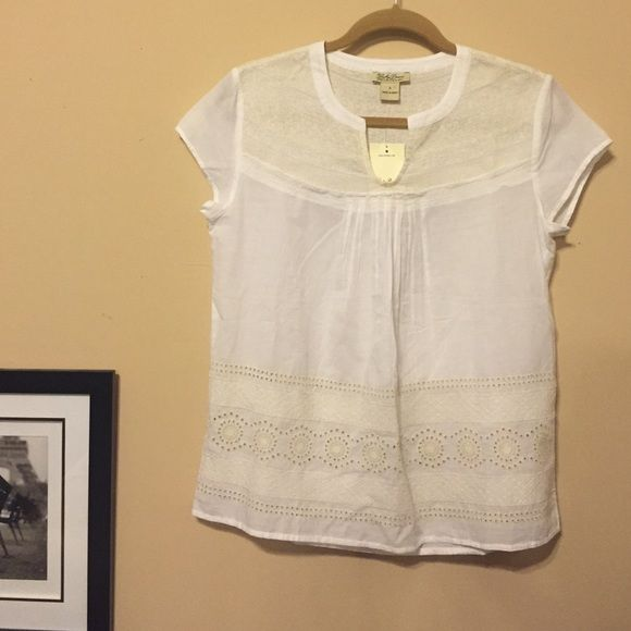 Lucky Brand top NWT excellent condition. Bundle for best deals. Lucky Brand Tops Blouses