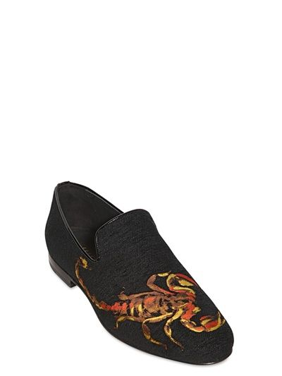 c0d255ea4b6 Jimmy Choo Scorpion Loafer | Men's Shoes | Shoes, Mens fashion:__cat ...