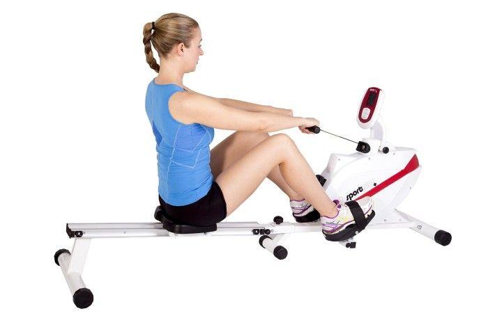 Entrenamiento HIIT en máquina de remo | Crossfit | Pinterest | Remo ...