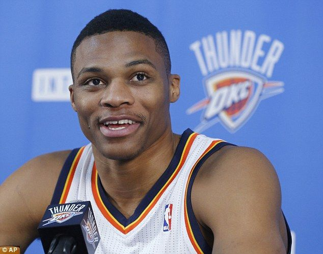 Russell Westbrook New Haircut 2019