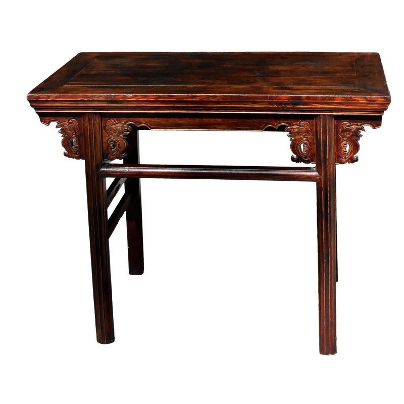 Antique Chinese Wine Table In 2020