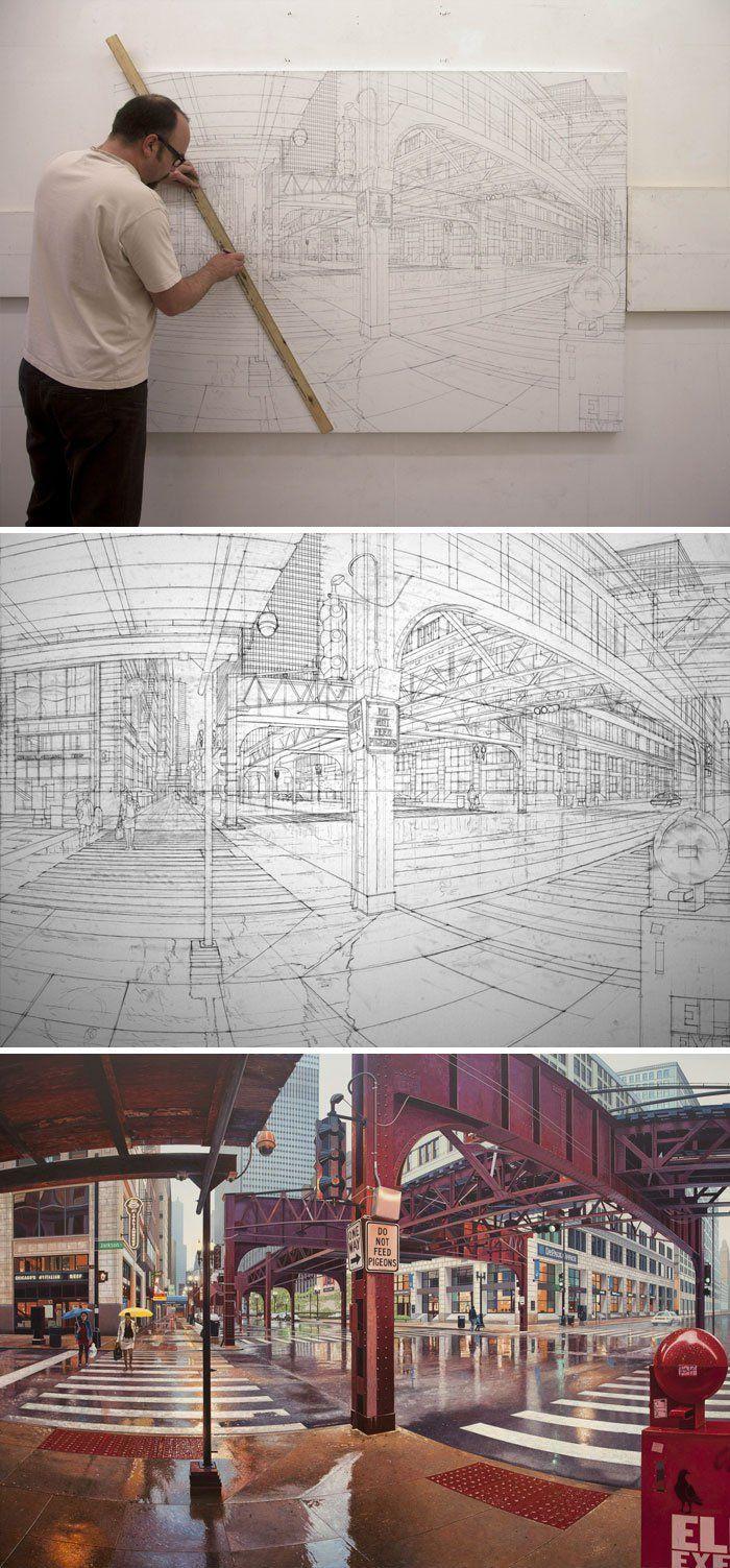 13 dessins tellement réalistes qu\'on pourrait les confondre avec des ...