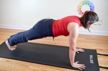 plank pose fighting gravity to build your core  plank