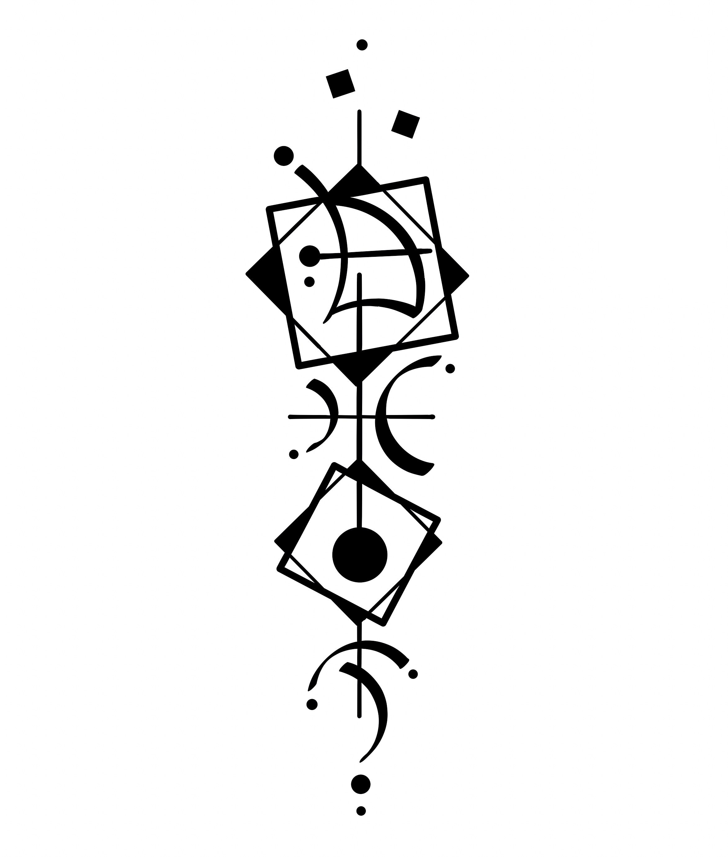 Pin by Kailash SHAH on Tattoo ideas in 2020 Symbol