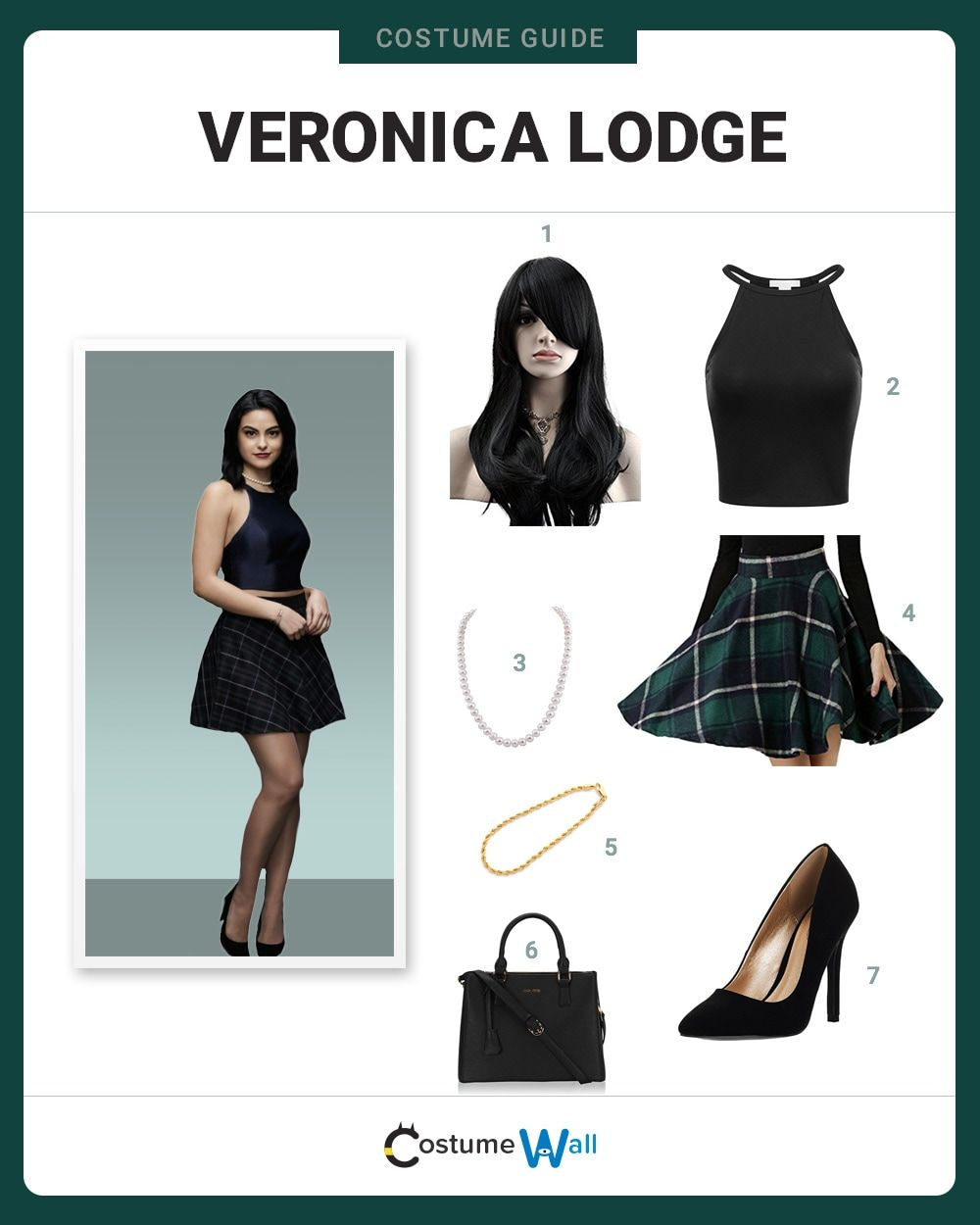 Dress Like Veronica Lodge from Riverdale