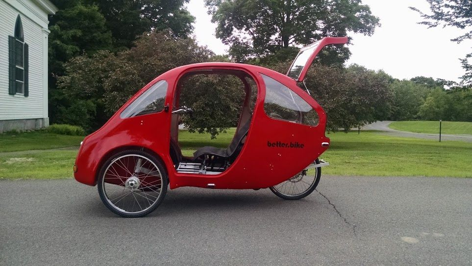 Pebl Better Bike Cool Bikes Cycle Car Kei Car