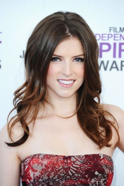 Anna Kendrick hair - I want her layers!