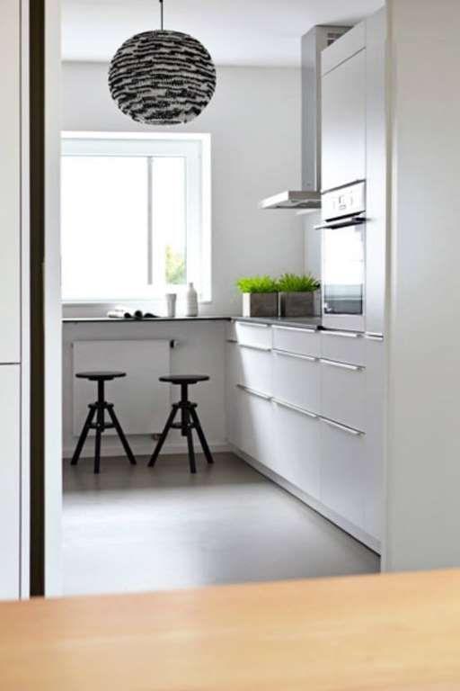 تبسيطي مطبخ تنفيذ Kristina Steinmetz Design - homify / Kristina