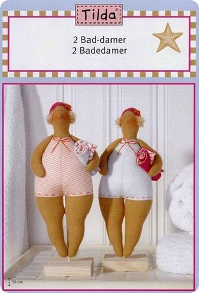 Fat Lady Dolls...CUTE! | Doll patterns | Pinterest | Dolls, Sewing ...