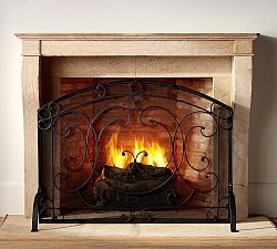 Fireplace Accessories Amp Fireplace Screens With Doors