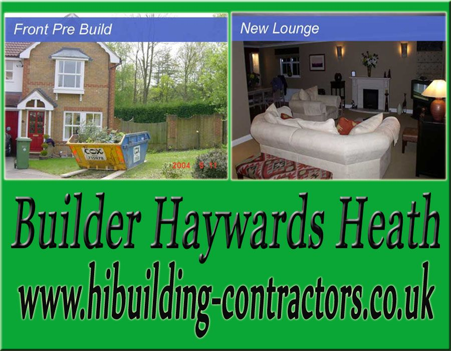 To use Builder Haywards Heath once log on: http://www.hibuilding-contractors.co.uk/builder-haywards-heath.html