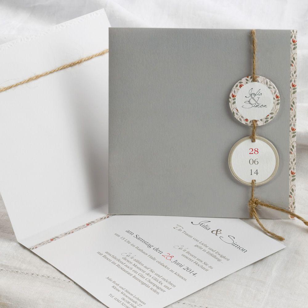 Einladungskarten Hochzeit Mit Druck #18: 1,43 Ohne Druck Hochzeitskarten · Einladungskarten HochzeitAusfallenEinzigartigRustikale  ...