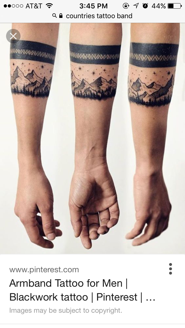 Pin by Taylor Baxley on inked Armband tattoo design