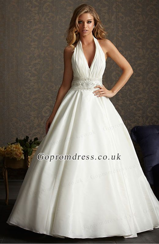 Halter top | MRS ?. | Pinterest | Wedding dress, Wedding and Wedding ...