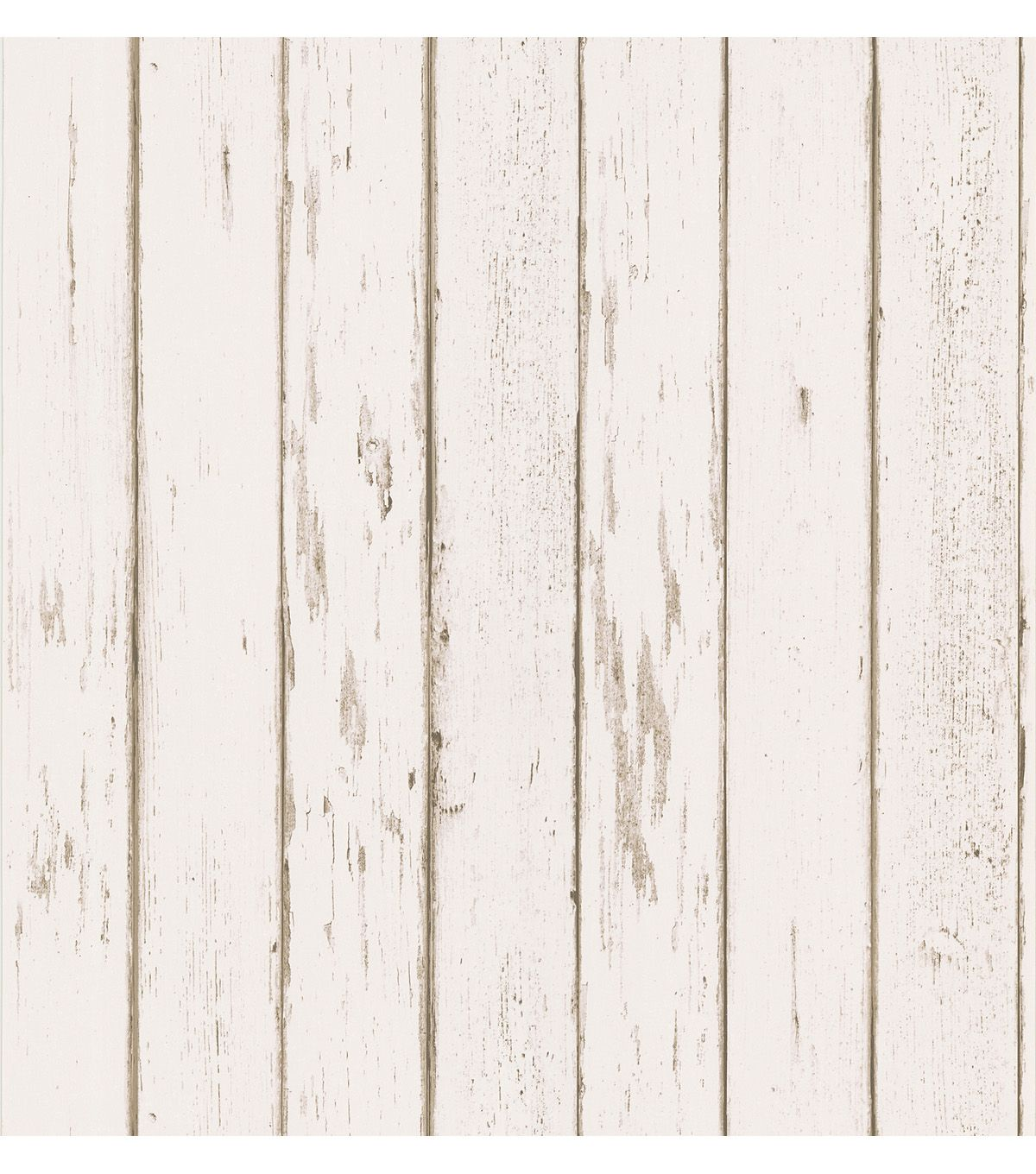 Yarmouth Cream Rustic Wood Paneling Wallpaper Wood Plank