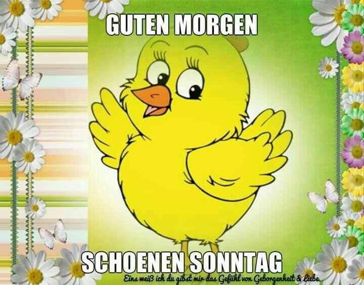 Sprüche Schönen Sonntag Für Mein Schatz | Schönen sonntag