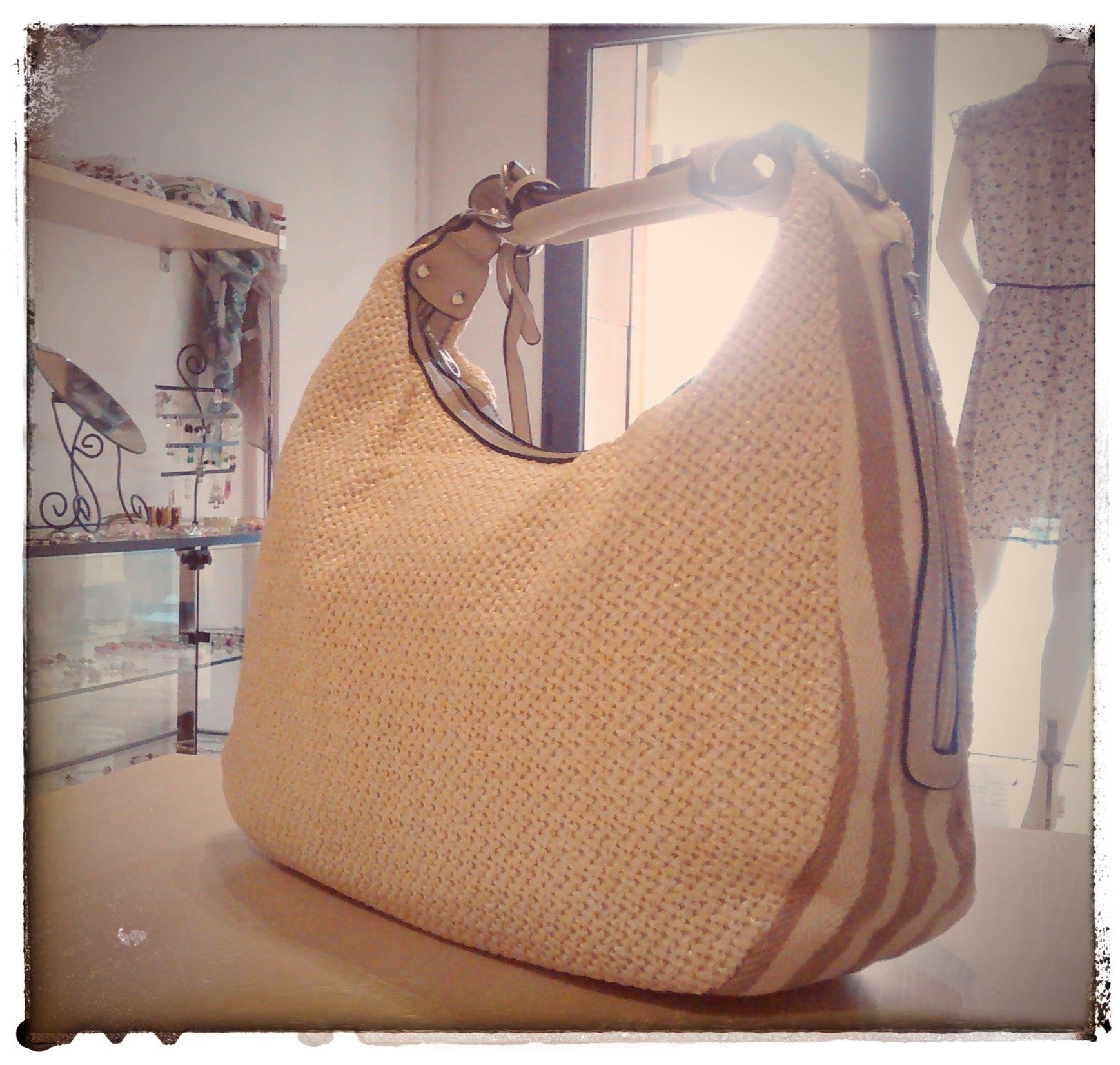Borsa in tessuto #SS16 #bags #borse #summer #saldi #saldiestivi ...
