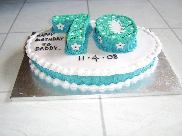 70th birthday cake Moms 70th bday Pinterest 70th birthday cake