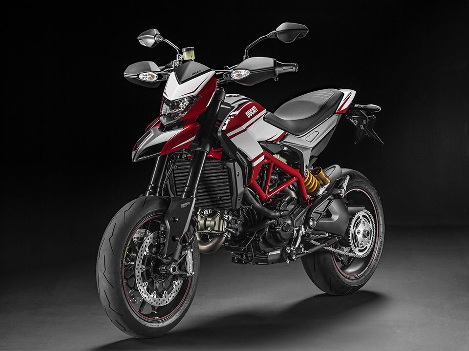 Special preview of new Hypermotard SP colour scheme at WDW2014 - http://motorcycleindustry.co.uk/special-preview-new-hypermotard-sp-colour-scheme-wdw2014/ - Ducati, Hypermotard SP
