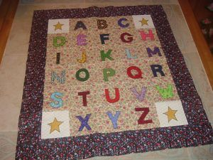 awesome alphabet quilt | Quilting | Pinterest | Alphabet quilt and ... : quilting fiction - Adamdwight.com