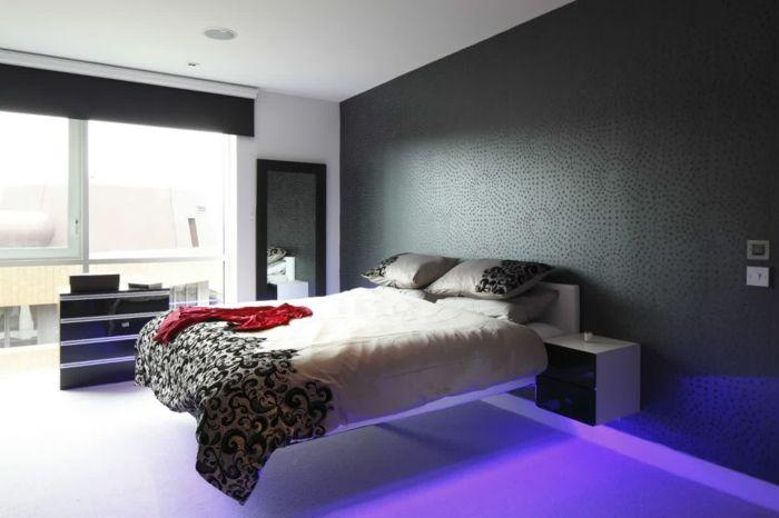 schlafzimmer gestalten designerbetten ausgefallene betten