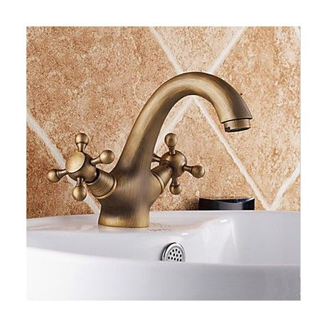 Antique Inspired Bathroom Sink Faucet In 2020 Sink Faucets