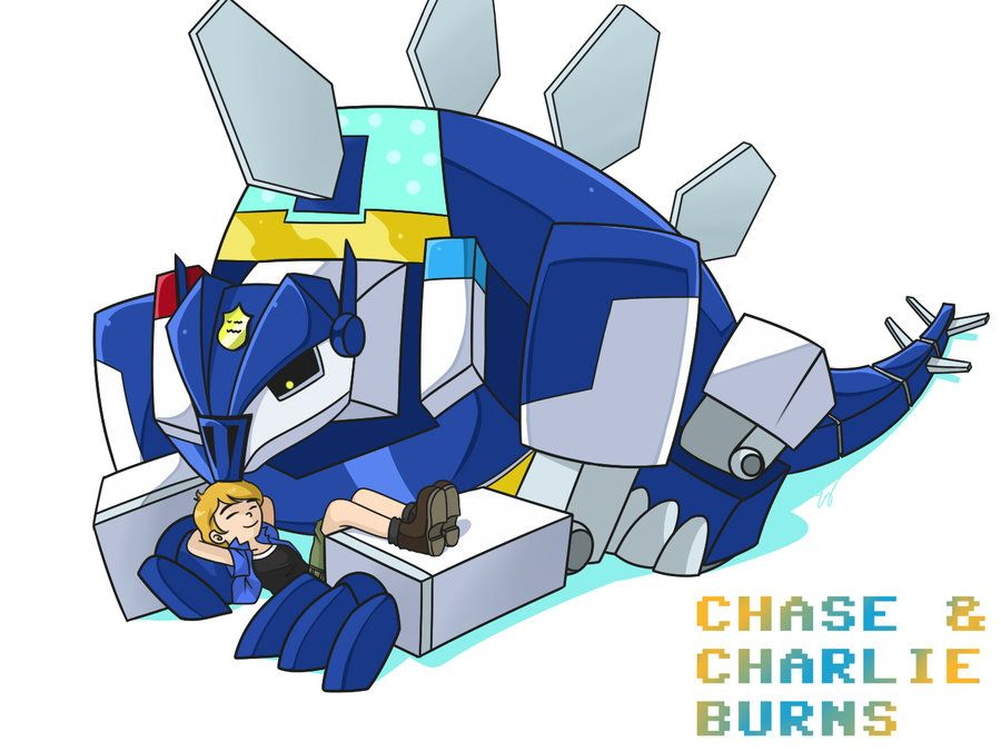 TFRB Chase and Charlie by Evelynism on DeviantArt. I