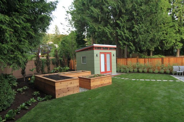 Wonderful The Great Canadian Landscaping Company   Contemporary   Garage And Shed    Vancouver   The Great