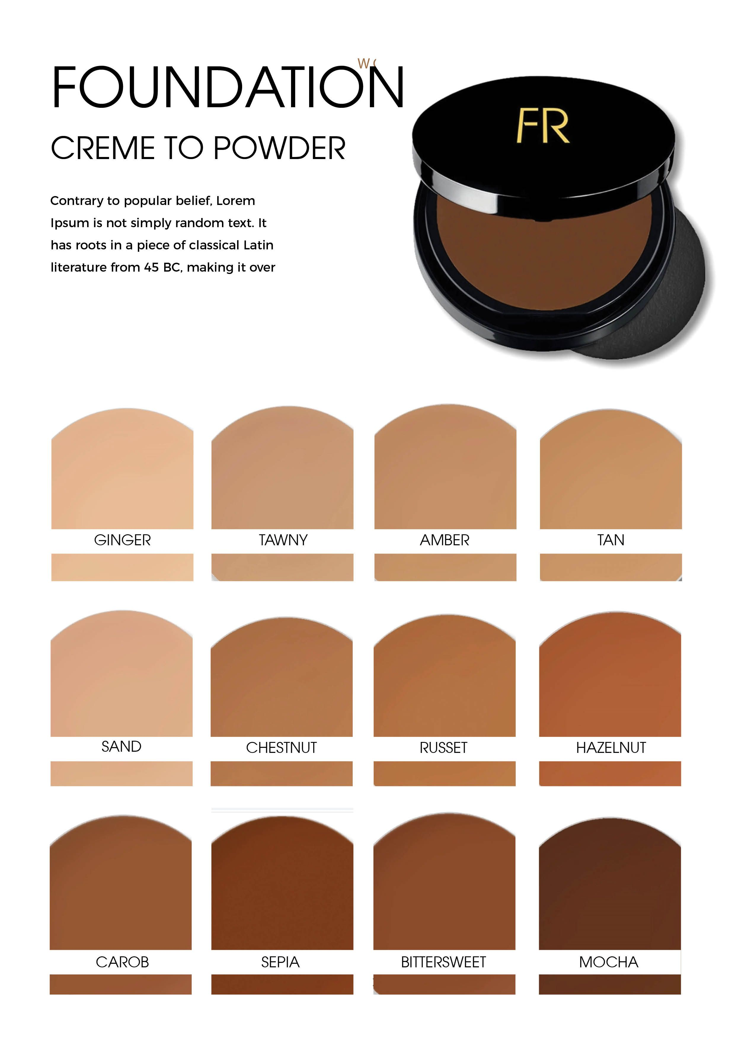 What's Your Shade of Beautiful in 2020 Luxury oil