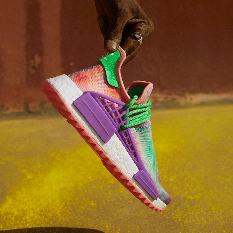 adidas Originals by Pharrell Williams Hu Holi Powder Dye